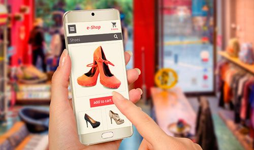 como comprar ropa en internet